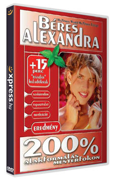 Béres Alexandra - 200% - Alakformálás mesterfokon termékhez kapcsolódó kép