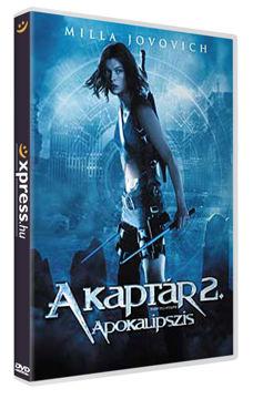 A Kaptár 2. - Apokalipszis (GHE kiadás) termékhez kapcsolódó kép