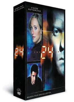 24 - Negyedik évad (6 DVD) termékhez kapcsolódó kép