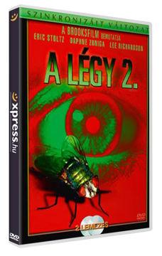 A légy 2 - szinkronizált extra változat (2 DVD) termékhez kapcsolódó kép
