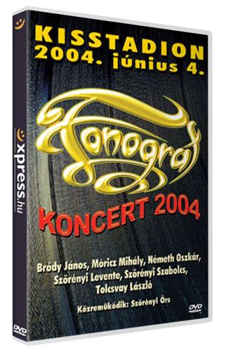 Fonográf koncert - 2004 termékhez kapcsolódó kép