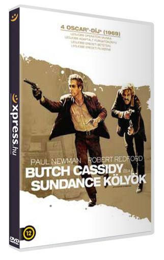 Butch Cassidy és a Sundance kölyök - szinkronizált változat termékhez kapcsolódó kép