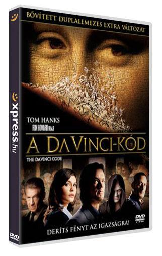A Da Vinci-kód - bővített változat (2 DVD) termékhez kapcsolódó kép