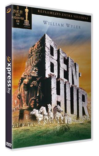 Ben Hur (kétlemezes, szinkronizált változat) termékhez kapcsolódó kép