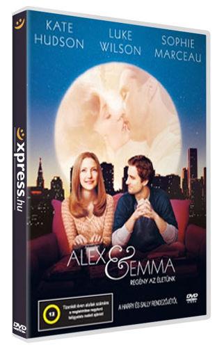Alex és Emma - Regény az életünk termékhez kapcsolódó kép