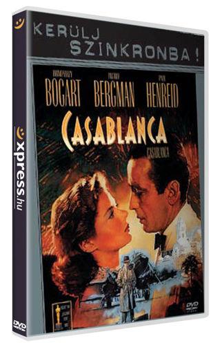 Casablanca - szinkronizált változat termékhez kapcsolódó kép