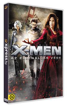 X-Men 3. - Az ellenállás vége (egylemezes változat) termékhez kapcsolódó kép