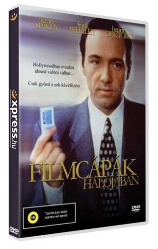 Filmcápák hálójában (RTL kiadás) termékhez kapcsolódó kép