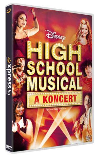 High School Musical - A koncert (Szerelmes hangjegyek) termékhez kapcsolódó kép