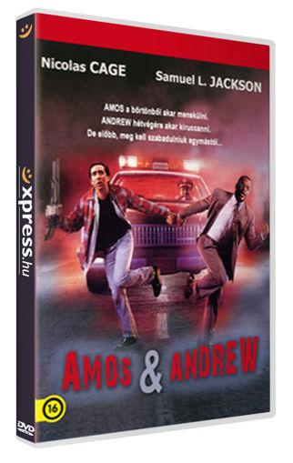 Amos és Andrew bilincsben (FIBIT kiadás) termékhez kapcsolódó kép