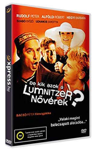 De kik azok a Lumnitzer nővérek? termékhez kapcsolódó kép