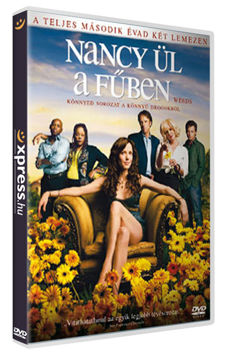 Nancy ül a fűben - 2. évad (2 DVD) termékhez kapcsolódó kép