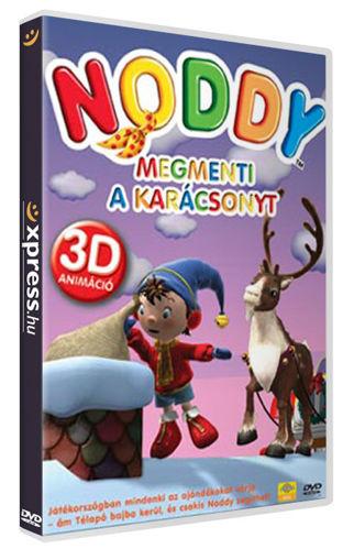 Noddy megmenti a karácsonyt termékhez kapcsolódó kép