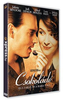 Csokoládé (szinkronizált változat) termékhez kapcsolódó kép
