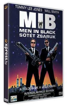 Men in Black - Sötét zsaruk (egylemezes változat) termékhez kapcsolódó kép