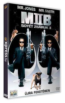 Men in Black - Sötét zsaruk 2. (egylemezes változat) termékhez kapcsolódó kép