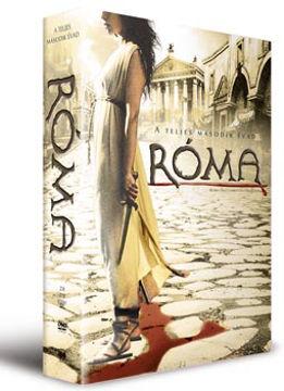 Róma - 2. évad (5 DVD) termékhez kapcsolódó kép