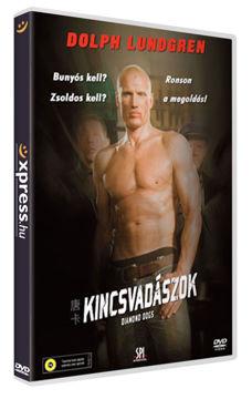 Kincsvadászok (Dolph Lundgren) termékhez kapcsolódó kép