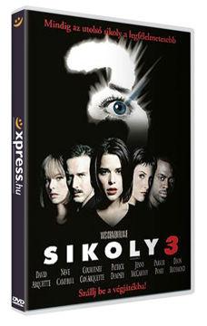 Sikoly 3. (szinkronizált változat) termékhez kapcsolódó kép