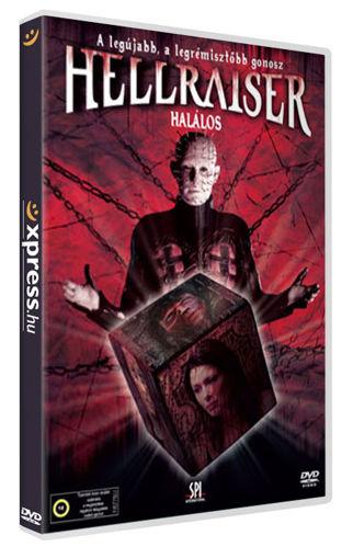 Hellraiser 7.  - Halálos termékhez kapcsolódó kép