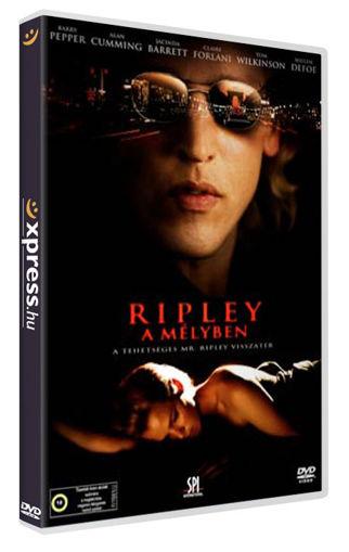 Ripley a mélyben termékhez kapcsolódó kép