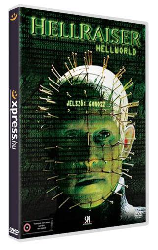 Hellraiser - Hellworld termékhez kapcsolódó kép