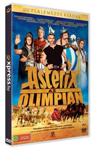Asterix az Olimpián (2 DVD) termékhez kapcsolódó kép