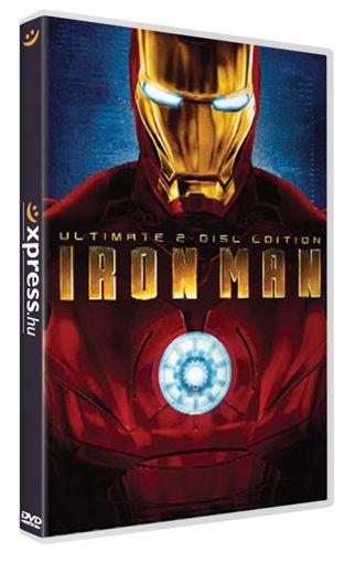 Iron Man - A Vasember termékhez kapcsolódó kép