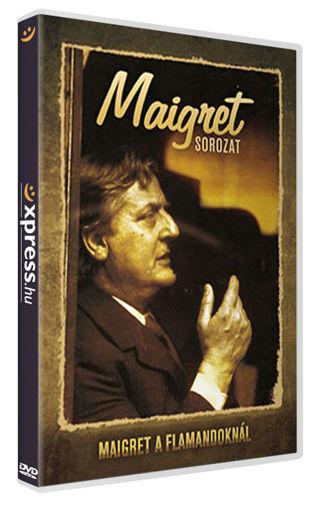 Maigret – Maigret a Falmandoknál termékhez kapcsolódó kép