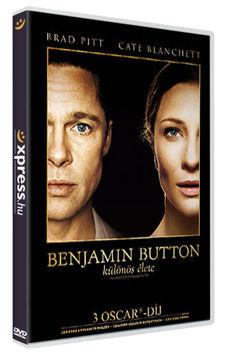 Benjamin Button különös élete (egylemezes változat) termékhez kapcsolódó kép