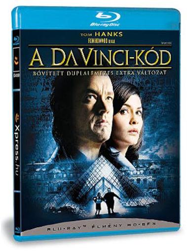 A Da Vinci-kód (2 BD) termékhez kapcsolódó kép