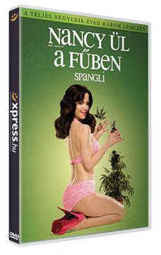 Nancy ül a fűben - 4. évad (3 DVD) termékhez kapcsolódó kép