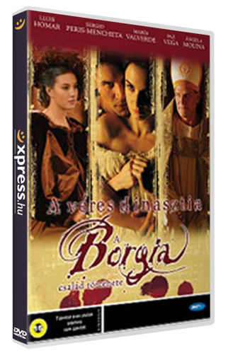 A véres dinasztia - A Borgia család története termékhez kapcsolódó kép