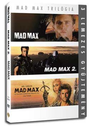 Mad Max 2. (szinkronizált változat) termékhez kapcsolódó kép