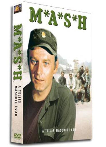 M.A.S.H. - 2. évad (3 DVD) termékhez kapcsolódó kép