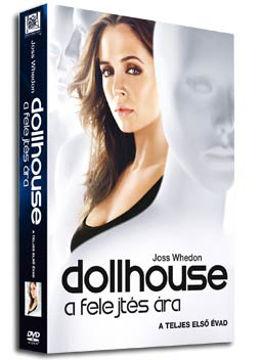 Dollhouse - A felejtés ára - 1. évad (4 DVD) termékhez kapcsolódó kép