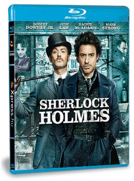 Sherlock Holmes (2009) termékhez kapcsolódó kép