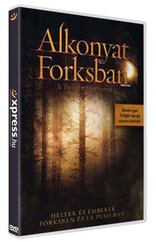 Alkonyat Forksban – A Twilight Saga városa termékhez kapcsolódó kép