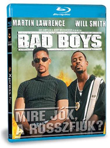 Bad Boys: Mire jók a rosszfiúk? termékhez kapcsolódó kép