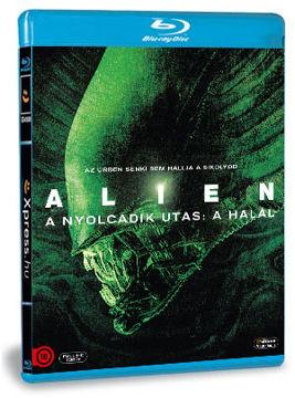 Alien - A nyolcadik utas: a Halál termékhez kapcsolódó kép