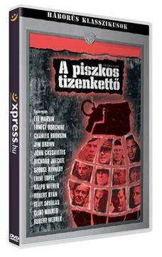 A piszkos tizenkettő - extra változat (2 DVD) termékhez kapcsolódó kép