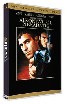 Alkonyattól pirkadatig - duplalemezes extra változat (2 DVD) termékhez kapcsolódó kép