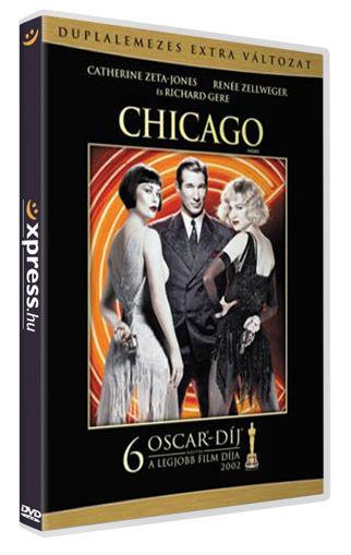 Chicago - duplalemezes extra változat (2 DVD) termékhez kapcsolódó kép