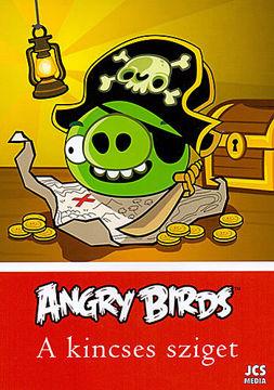 Angry Birds - A kincses sziget termékhez kapcsolódó kép