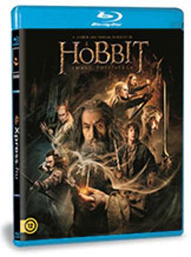 A hobbit - Smaug pusztasága (2 BD) termékhez kapcsolódó kép