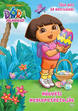 Dóra, a felfedező - Húsvéti meglepetéstojás termékhez kapcsolódó kép