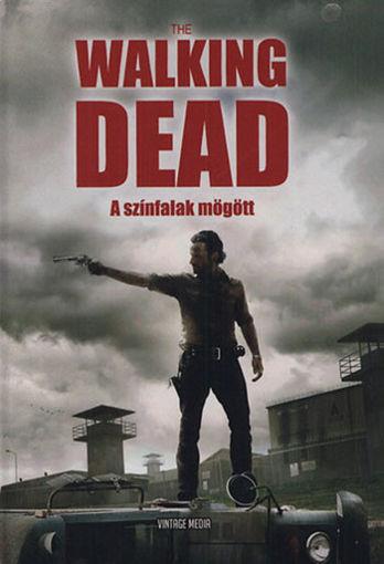 The Walking Dead  A színfalak mögött termékhez kapcsolódó kép
