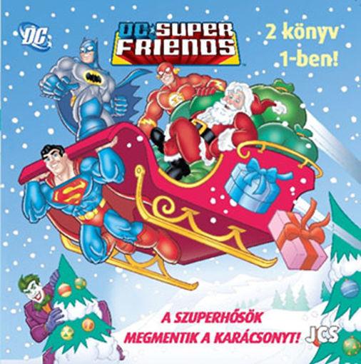 DC Szuperbarátok - A Szuperhősök megmentik a Karácsonyt! termékhez kapcsolódó kép
