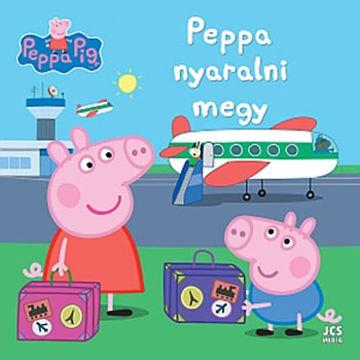 Peppa malac - Peppa nyaralni megy termékhez kapcsolódó kép