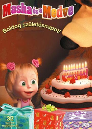 Masha és a Medve - Boldog Születésnapot! termékhez kapcsolódó kép